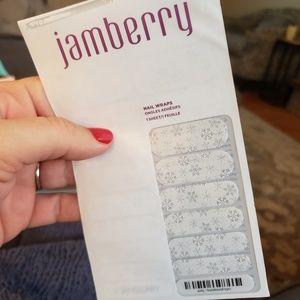 Jamberry Snowbound Nail Wraps